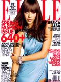 Jessica Alba - Elle Magazine March 2009 - UHQ - Hot Celebs Home