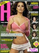 Marisol Gonzalez - Hombre June 2010 (6-2010) Mexico