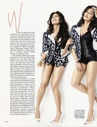 Читрангада Синх, фото 4. Chitrangada Singh Vogue India May 2012, foto 4
