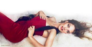 Natalia Vodianova - Etam�s Christmas collection (MQ)