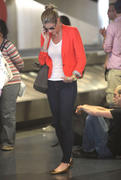 Erin Andrews Arrives at LAX Airport 09/06/12