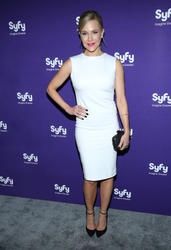 Julie Benz - 2013 Syfy Upfront in NYC 4/10/13