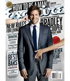 Bradley Cooper US Esquire June July 2011