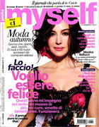 Monica Bellucci - MySelf Italy - Sept 2012 (x6)