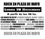 Rock en Plaza de Mayo