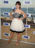 Zooey Deschanel at FOX All-Star Party at Gladstone's Malibu