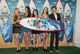 Эшли Бенсон, фото 14. Ashley Benson, Lucy Hale, Shay Mitchell & Troian Avery Bellisario at the 2010 Teen Choice Awards 08-08, photo 14