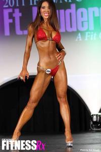Yen Nguyen-Another Asian Fitness Model