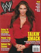 Stephanie McMahon - WWE Magazine Holiday 2002 Scans