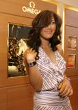 Michelle Wie - Omega Boutique on Rodeo Drive 2006